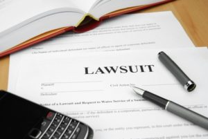 breach of contract lawsuit