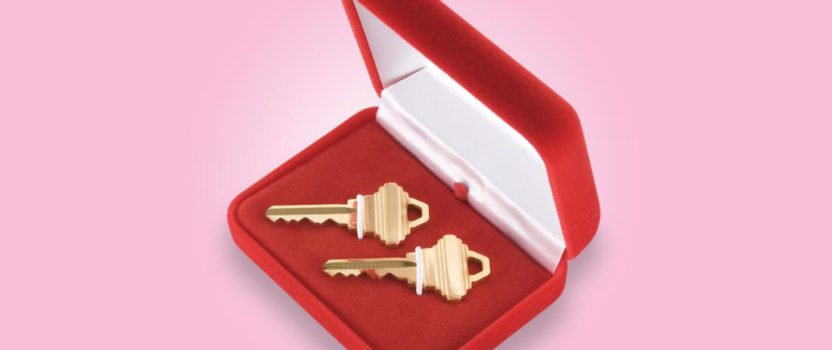 5 Things You Need to Know Before You Buy a Home With Your Lover