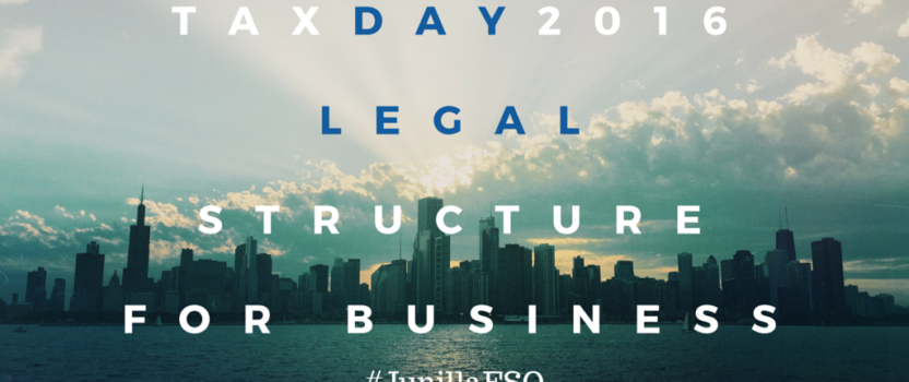 How Your Legal Structure Defines Your Business