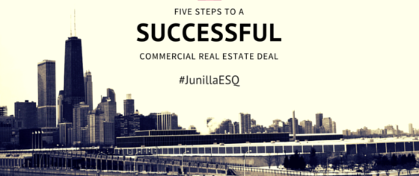 Five Steps to a Successful Commercial Real Estate Deal